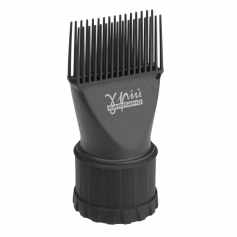 GammaPiu Nozzle Comb Attachment for Hair Dryers