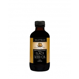 Sunny Isle Jamaican Black Castor Oil infused with Black Seed Oil 4oz