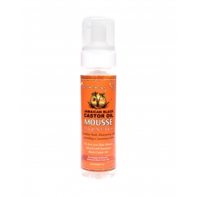 Sunny Isle Jamaican Black Castor Oil Mousse Wrap, Set, Twist 7oz