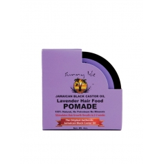 Sunny Isle Jamaican Black Castor Oil Lavender Hair Food Pomade (120ml/4oz)