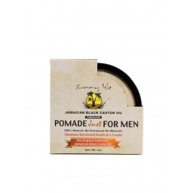 Sunny Isle Jamaican Black Castor Oil Pomade Formulated Just For Men