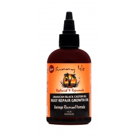 Sunny Isle Jamaican Black Castor Oil Root Repair Growth Oil (120ml/4oz)