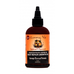 Sunny Isle Jamaican Black Castor Oil Root Repair Growth Oil