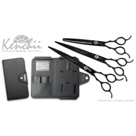 "Kenchii Professional Shanté Randolph 8"" Shear Set"