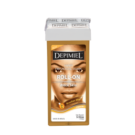 Depimiel Soft Wax Roll On Black Skin 100g/(3.52 oz)