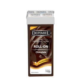 Depimiel Soft Wax Roll On Chocolate (100g/3.52 oz)