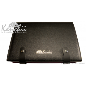 Kenchii Professional Porfolio 30 Faux Leather 30-shear Case