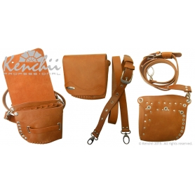 Kenchii Professional Camel Faux Leather Holster