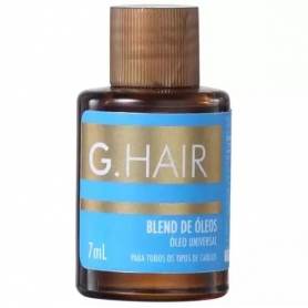 G.Hair Essential Oils Blend for All Types of Hair 7ml/.24oz