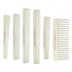 Olivia Garden CarboSilk Professional Combs for Precision Cuts & Styling (CS-C)