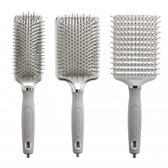 Olivia Garden Ceramic + Ion XL Pro Paddle Brush Collection (CIXL)