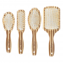Olivia Garden Healthy Hair Eco Friendly Bamboo Ionic Massage Paddle Collection