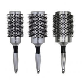 Croc Aluminum Ionic Barrel Brush