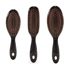 Cricket Copper Clean Paddle Brush Collection