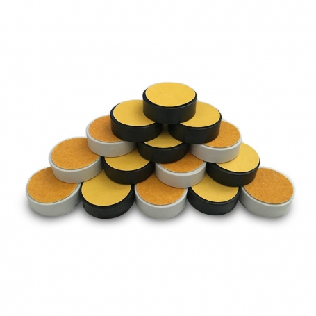"Luxor Pro Replacement Disks for Pedicure Machines 1"" Diameter"