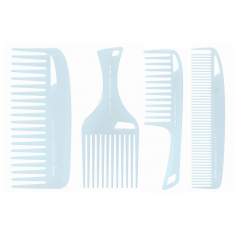 Cricket Ultra Smooth Kukui & Keratin Infused Comb