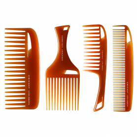 Cricket Ultra Smooth Argan, Olive & Keratin Infused Comb Collection