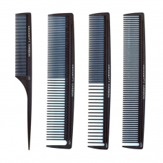 Cricket Carbon Static-Free & Heat Resistant Cutting Comb