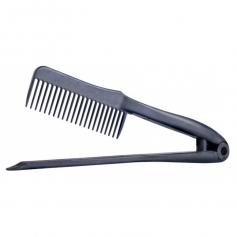 Cricket Carbon Folding Straightening Comb
