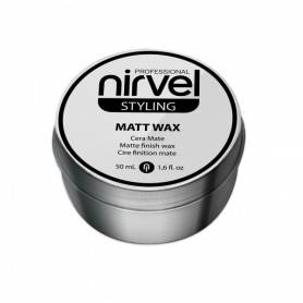 Nirvel Professional Soft Fixation Matt Wax (50ml/1.7oz)