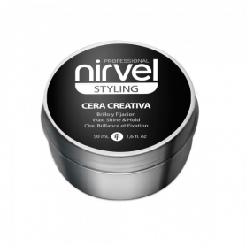 Nirvel Professional Soft Fixation Creative Wax (50ml/1.6oz)