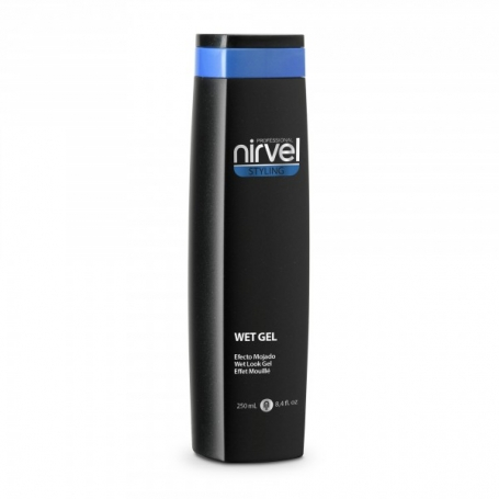 Nirvel Professional Natural Fixation Wet Gel