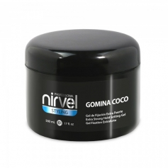 Nirvel Professional Coco Extra Strong Fixation Setting Gel