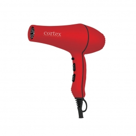 Cortex Professional Pro Ion 4400 Hair Dryer - Red