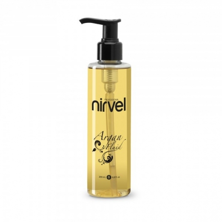 Nirvel Professional Argan Fluid (200ml/6.76oz)