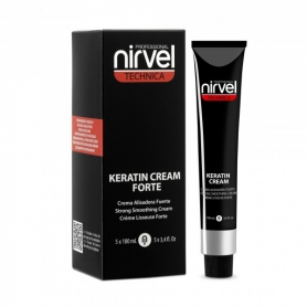Nirvel Professional Strong Smoothing Keratin Cream (500ml/16.9oz)
