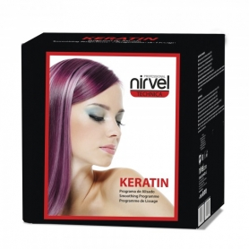 Nirvel Professional Soft Keratin Smoothing Treatment Kit