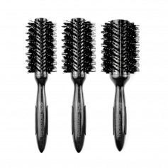 Wet Brush Pro Epic Helix Graphite Round Barrel Brush