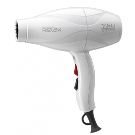 GammaPiu Relax Hair Dryer - White
