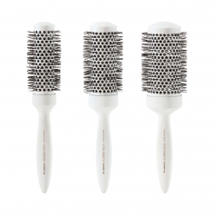 Cricket Ultra Smooth Coconut + Keratin Infused Thermal Brush Collection