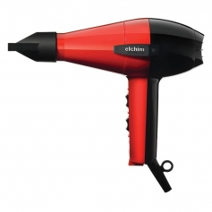 Elchim 2001 High Pressure Hair Dryer - Red/Black