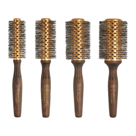 Olivia Garden Soft Bristle Thermal Brush Collection