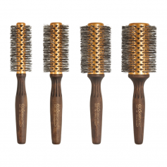 Olivia Garden EcoCeramic Soft Bristle Thermal Brush Collection (ECS)
