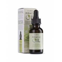 Hemp Seed Natural Body Care Miracle Oil (30ml/1oz)