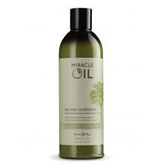 Earthly Body Miracle Oil Tea Tree Conditioner (473ml/16oz)