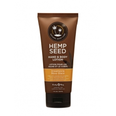 Hemp Seed Natural Body Care Hand & Body Lotion – Dreamsicle