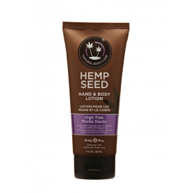 Hemp Seed Natural Body Care Hand & Body Lotion – High Tide