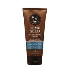 Hemp Seed Natural Body Care Hand & Body Lotion – Moroccan Nights