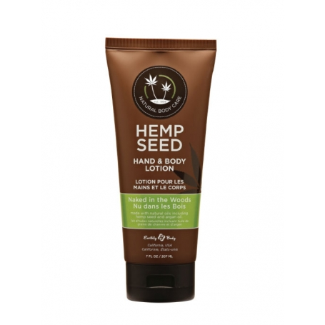 Hemp Seed Natural Body Care Hand & Body Lotion – Naked in the Woods
