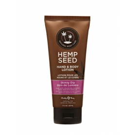 Hemp Seed Natural Body Care Hand & Body Lotion – Skinny Dip