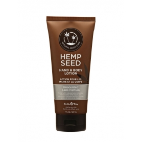 Hemp Seed Natural Body Care Hand & Body Lotion – Unscented