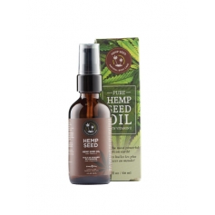 Hemp Seed Natural Body Care Hemp Seed Oil w/ Vitamin E (60ml/2oz)