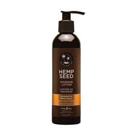 Hemp Seed Natural Body Care Massage Lotion – Dreamsicle