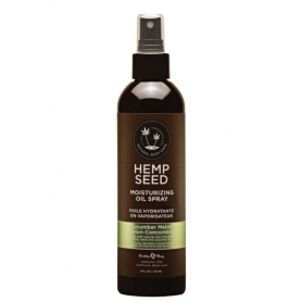 Hemp Seed Natural Body Care Moisturizing Oil Spray (237ml/8oz)