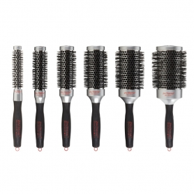 Olivia Garden Pro Thermal Anti-Static Barrel Brush Collection (T)