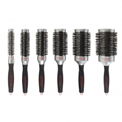Olivia Garden Pro Thermal Anti-Static Barrel Brush Collection